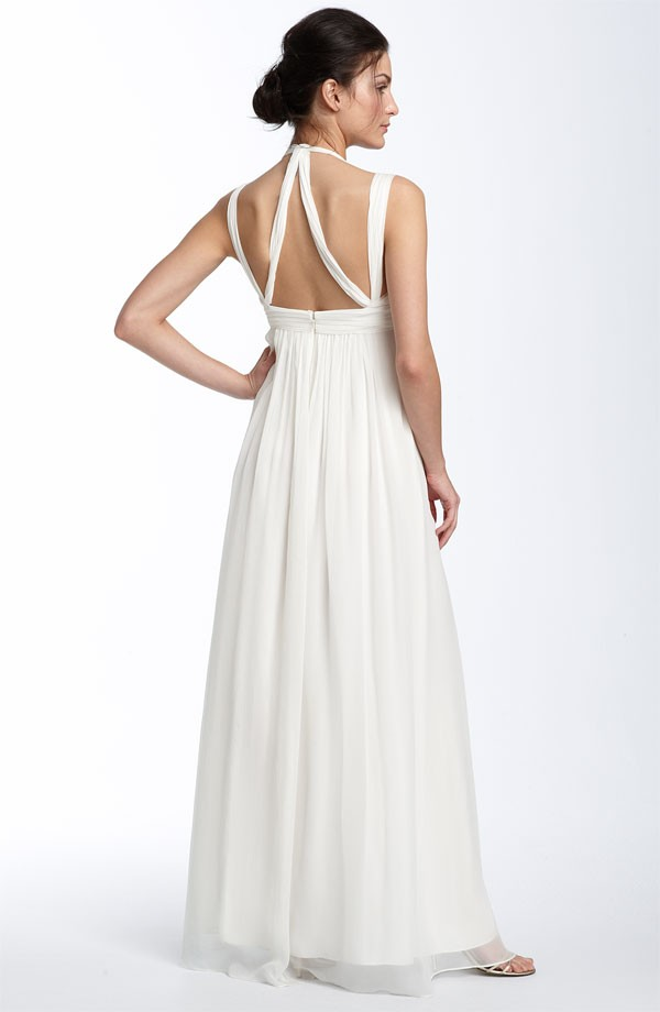 White Bcbg Dresses