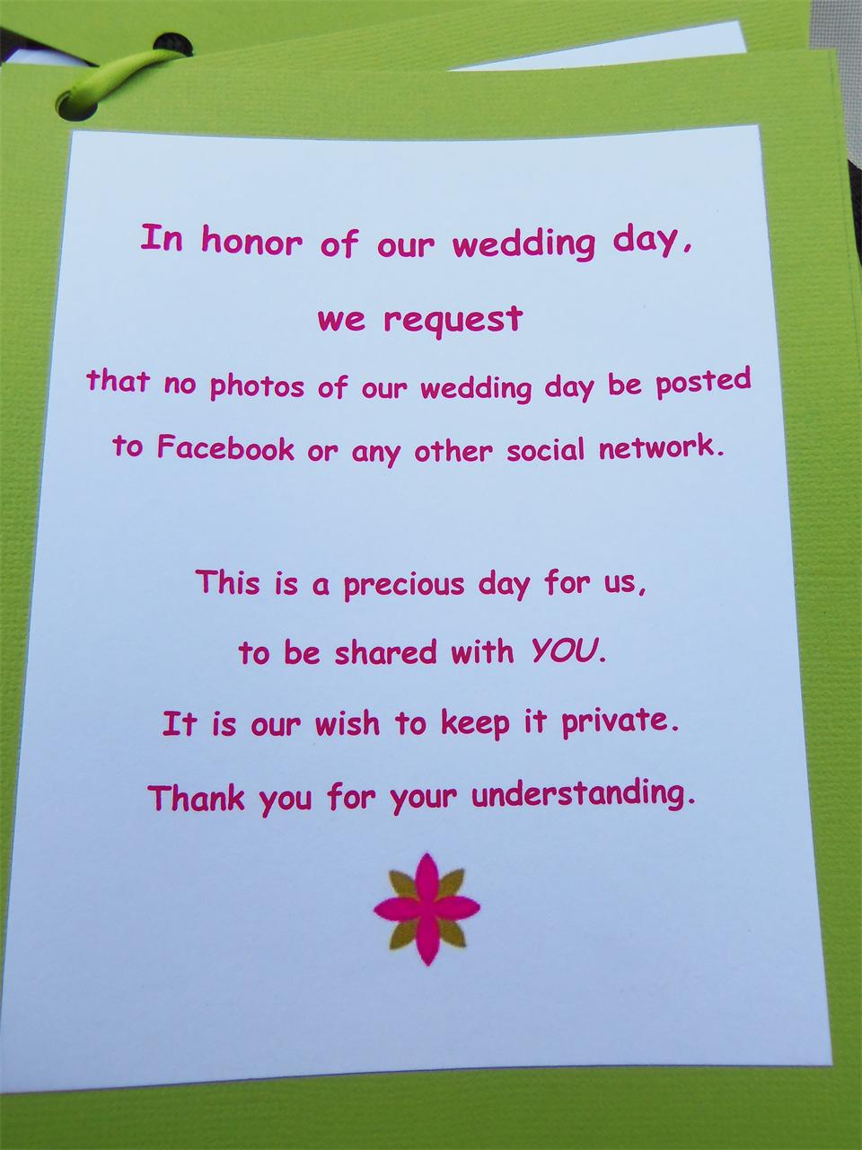 Wedding Gift Bag Letter : Our Welcome Bags! Everyone LOVED them :)