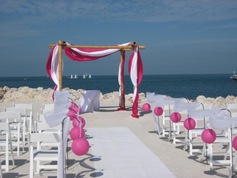 Wedding Location Beach wedding in Los Cabos Mexico