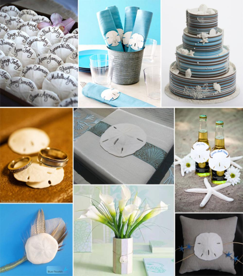Beach Wedding Favor Ideas: 301 Moved Permanently