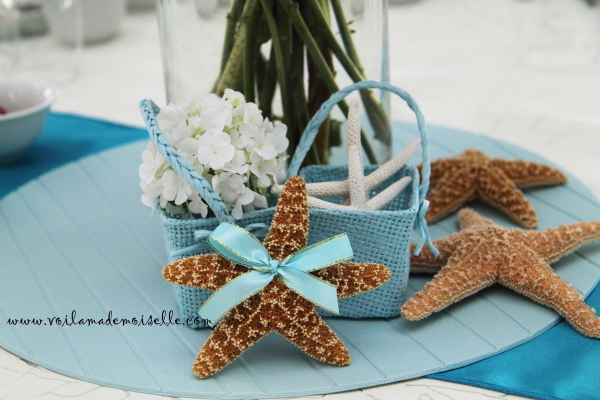 beach centerpieces ideas with starfish sea urchins Page 3