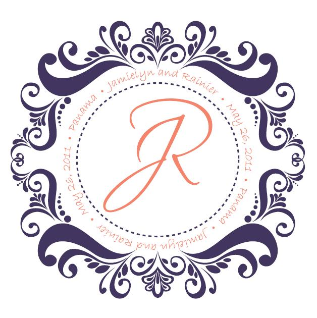 Show us your Wedding Logo !!
