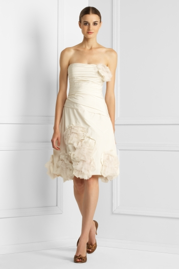 Post your SHORT wedding reception dress Page 4