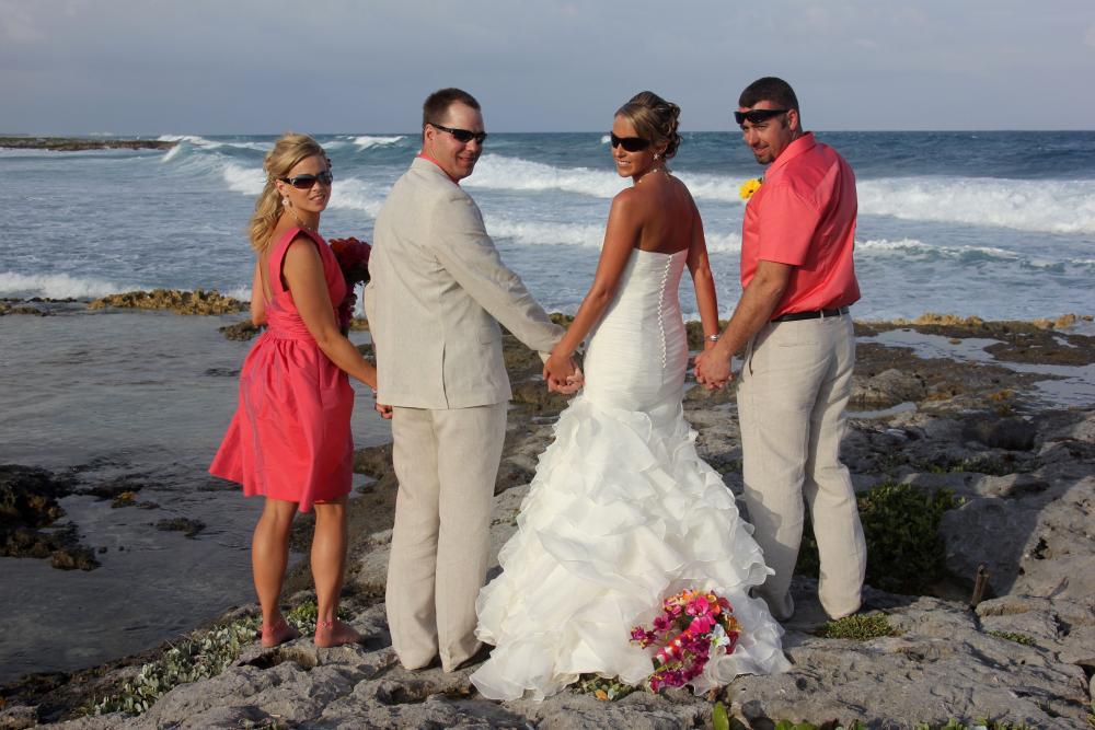 Wedding Trend Ideas Hawaiian Beach Wedding Dresses