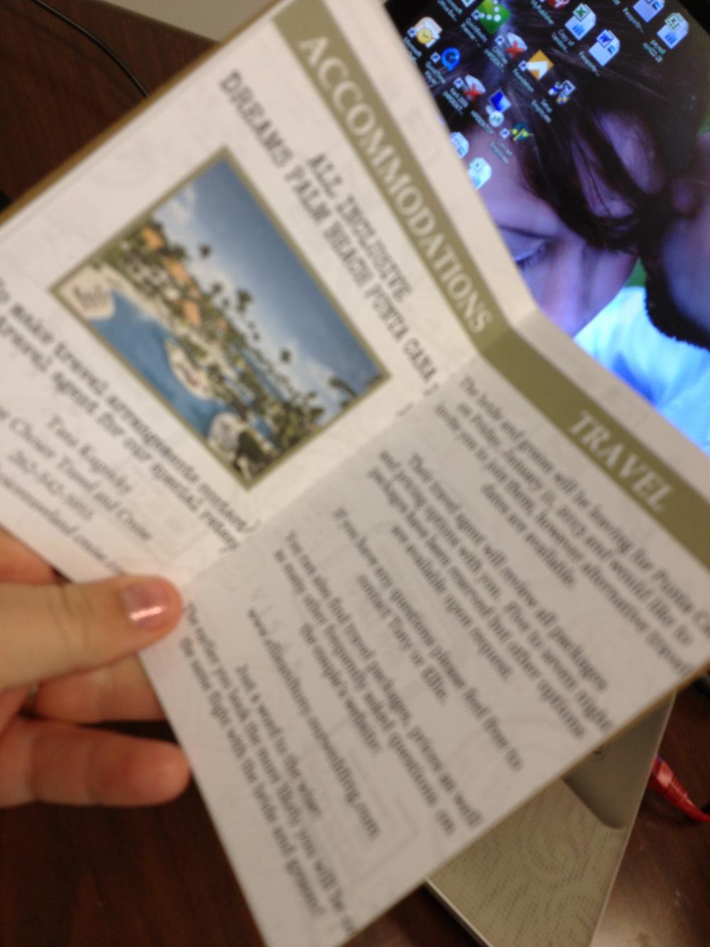 Vistaprint Wedding Invitation Packages as nice invitation sample