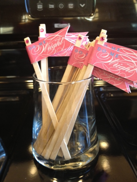 My Signature Drink Stirrers.JPG