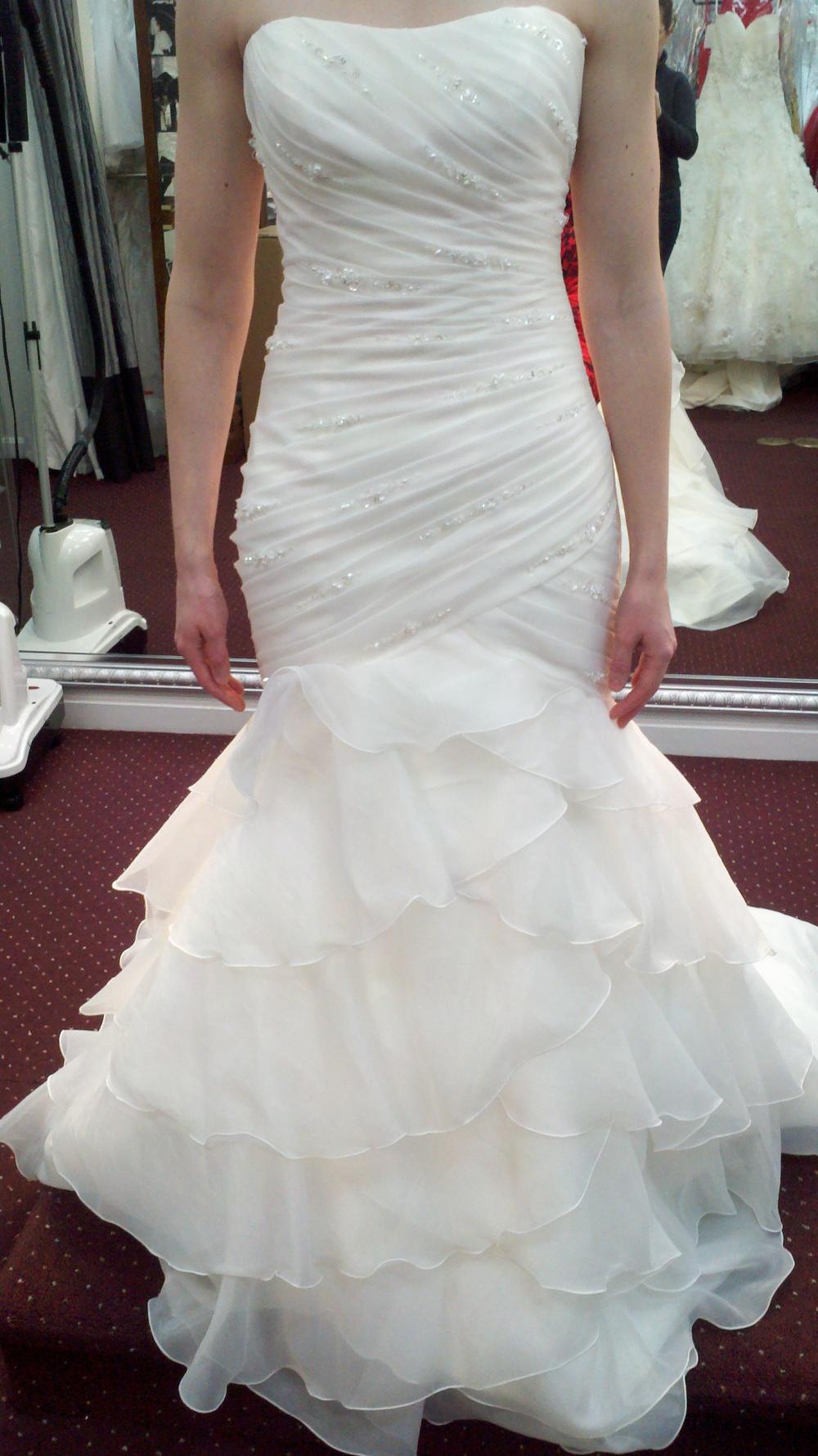 Replica Wedding Dresses - DARIUS COUTURE