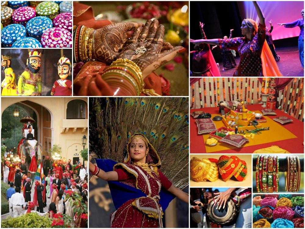 India And Its Colours Locations Best Destination Wedding